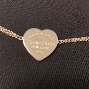 Tiffany & Co. Jewelry - Tiffany Sterling Silver Bracelet
